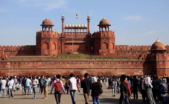 Red Forts, Delhi